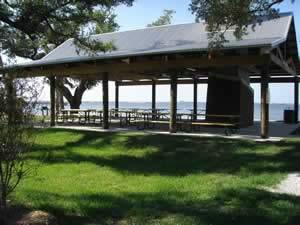 pavilion at bayshore live oak park