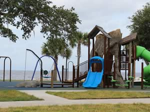 playground at park in charlotte harbor florida