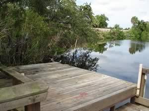 fishing dock punta gorda florida