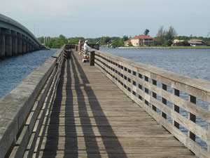 myakka river fishing pier