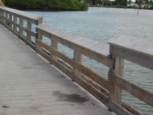 fishing pier in placida florida