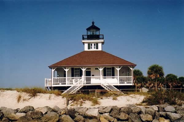 lighthouse at gasparilla