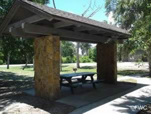 picnic at fort island trail park florida