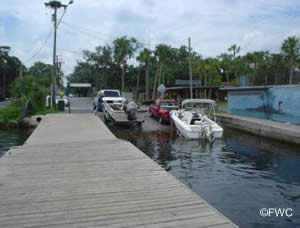 boat launching in homosassa florida