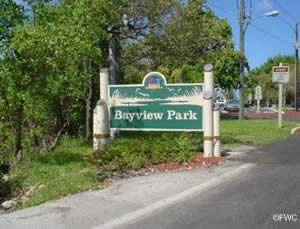 bayview park and boat ramp