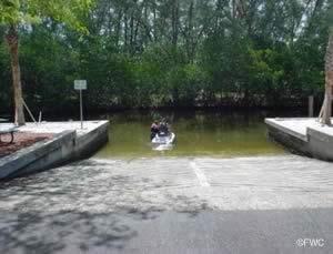 naples florida saltwater boat ramp