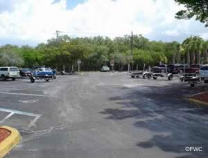 naples florida saltwater boat ramp