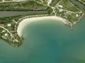 oleta river state park beach