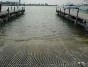easy access to the icw from the barry kutun ramp miami beach