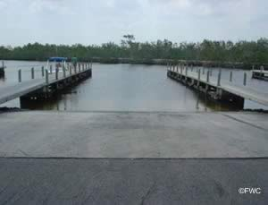 Homestead Bayfront boat ramp miami-dade county fl