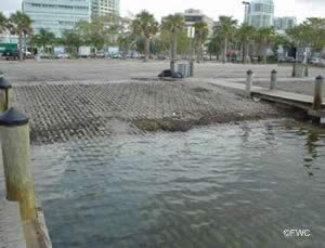 saltwater boat ramp miami florida