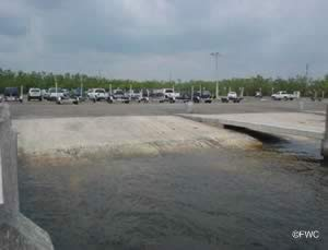 coral gables saltwater boat ramp