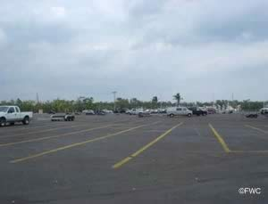 parking at matheson