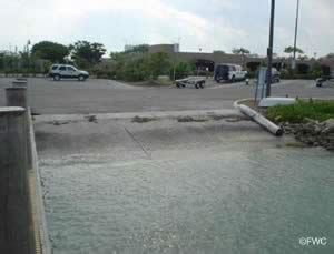 watson island boat ramp on macarthur causeway miami