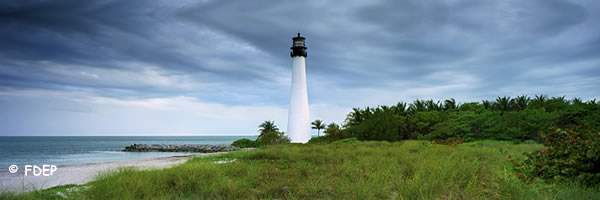 lighthouse at bill baggs key biscayne fl