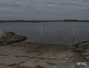 view of shired island saltwater ramp