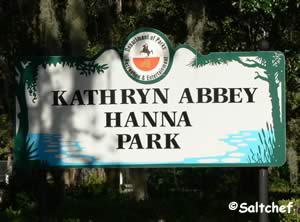 kathryn abbey hanna park sign