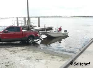 boat ramp arlington lions club park jax florida