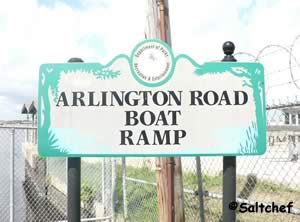 arlington road boat ramp st johns river jacksonville florida