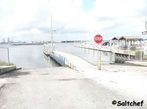 easy access to st johns river at arlington road boat ramp