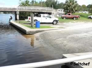 curtis lee johnson boat ramp jax florida