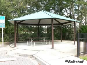 small pavilion at goodbys