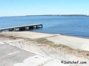 boat ramp on governors creek fl