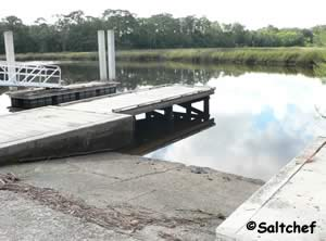 boat launch jacksonville Fl