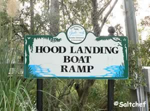 hood landing sign jax fl