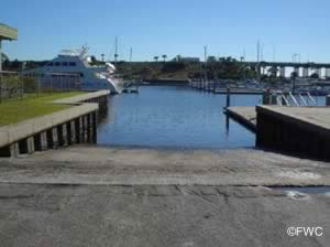 intercoastal waterway / beach boulevard boat ramp jacksonville fl
