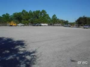 parking at the boat ramp on the intercoastal Jax florida 32223