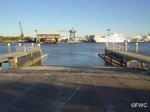 joe carlucci park saltwater boat ramp