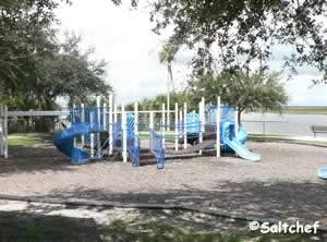 playground at lonnie wurn boat ramp
