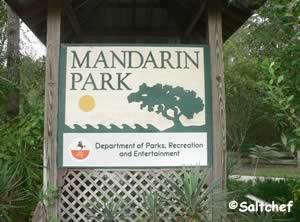 entrance to mandarin park florida 32223