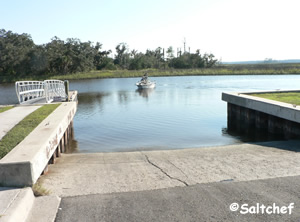 oak harbor boat ramp mayport florida 32233