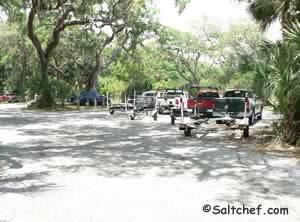 parking at timucuan boat ramp jacksonville fl