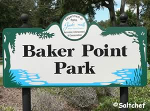 baker point sign