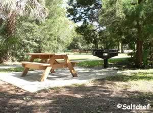 picnic at castaway island preserve
