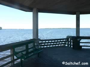fishing pier in green cove springs clay county