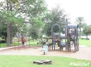 playground at stinson park