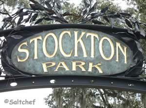stockton park sign jacksonville fl