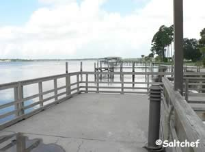 arlington lions club fishing pier