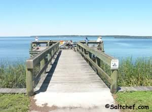 governors creek fishing pier green cove springs florida