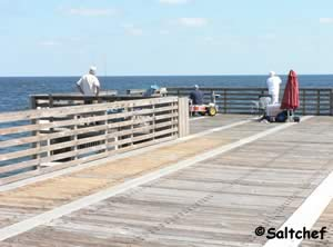 Jacksonville fl fishing piers jacksonville beach for Fishing piers in jacksonville fl