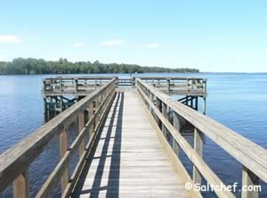 fishing pier green cove springs fl
