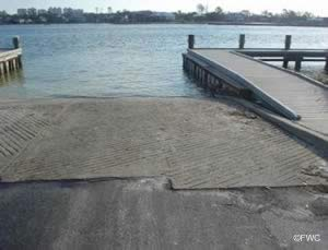 boat ramp on the big lagoon near pensacola fl 32507