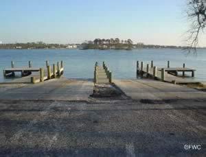 galvez landing boat ramp perdido bay