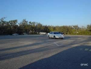 parking at galvez landing boat ramp escambia county fl