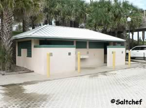 restrooms at old salt park
