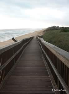 beach at varn park atlantic ocean fishing flagler florida